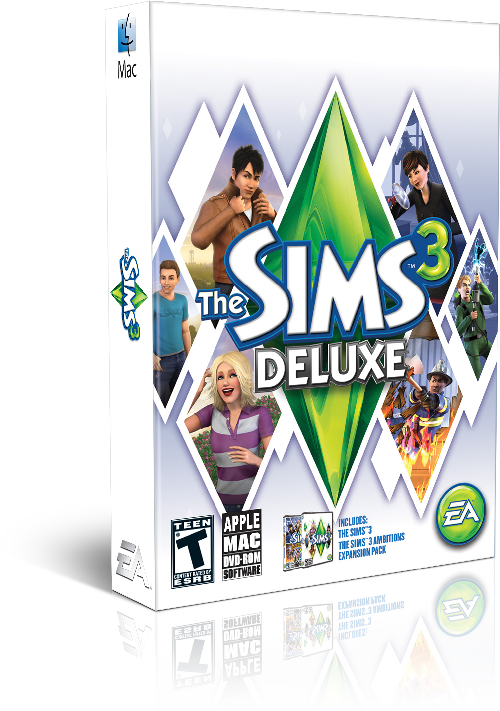 The Sims 3 Anthology [Native port] [Rus]