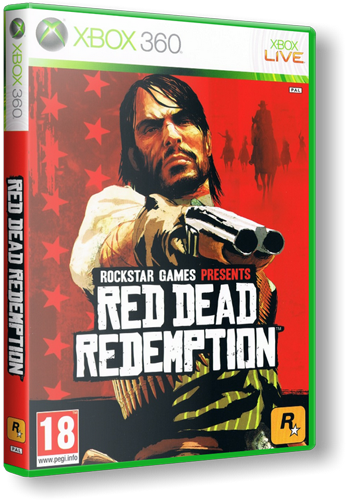 [JTAG/FULL] Red Dead Redemption [Region Free/RUS]