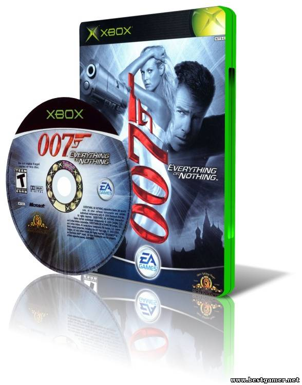 James Bond 007: Everything or Nothing [NTSC-J/ENG]