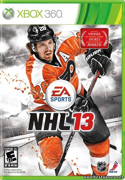 [GOD] NHL 13 для Freeboot [PAL / RUS]