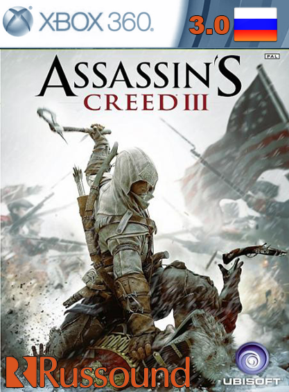 Assassins Creed 3 [GOD / RUSSOUND]