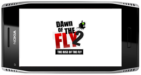 [Symbian^3, Anna, Вelle] Dawn of the Fly 2: The Rise of the Fly [Аркада, 640*360, ENG]