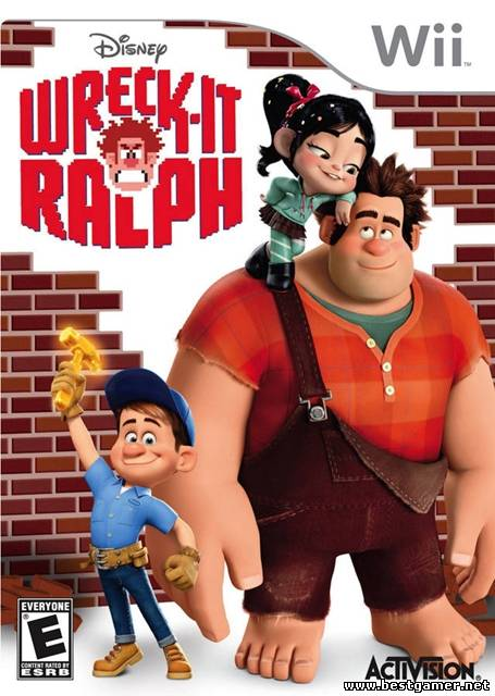 Wreck-It Ralph [Wii] [Eng] [NTSC]