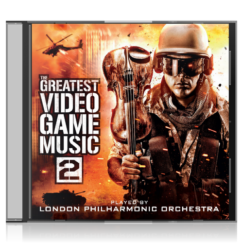 (OST/Soundtrack)London Philharmonic Orchestra and Andrew Skeet - The Greatest Video Game Music