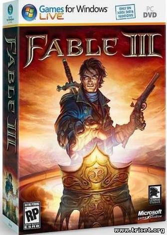 Fable 3 + DLC (2011/PC/RePack/Rus-Eng)