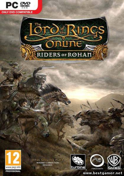 The Lord of the Rings Online: Riders of Rohan (Turbine) (ENG) [L]
