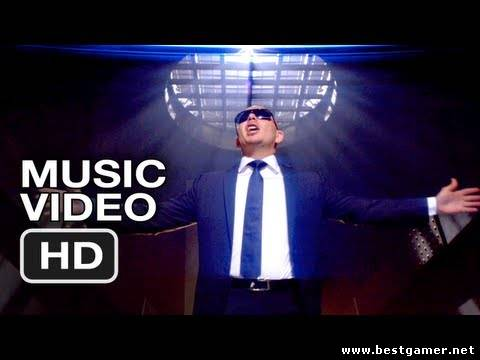 Pitbull - Back In Time [2012 г., Hip Hop / Dance-pop, HDTV]