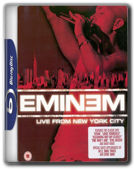 Eminem: Live from New York City (2005) [720p] BDRip