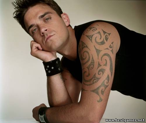Robbie Williams - Take The Crown Live @ 02 Arena [2012 г., Pop Rock, HDTV]