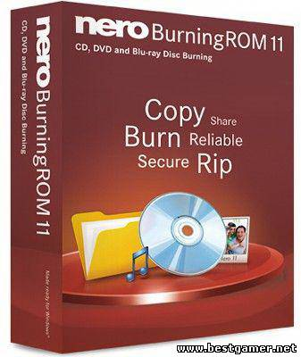 Nero Burning ROM & Nero Express 12.0.28001 Full RePack by MKN