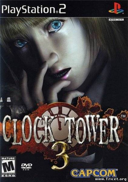Clock Tower 3 / Часовня 3 (2003/PS2/ISO/Rus)