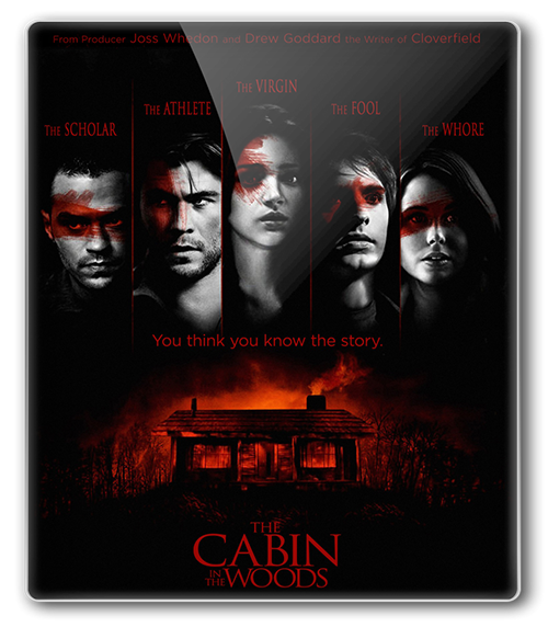 Хижина в лесу | The Cabin in the Woods [2011 г., ужасы,  BDRemux, 1080p]
