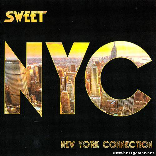 The Sweet - New York Connection [2012, MP3, 320 kbps]