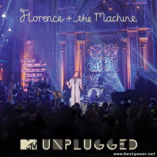 Florence + The Machine - MTV Unplugged - 2012, MP3 (tracks), 320 kbps