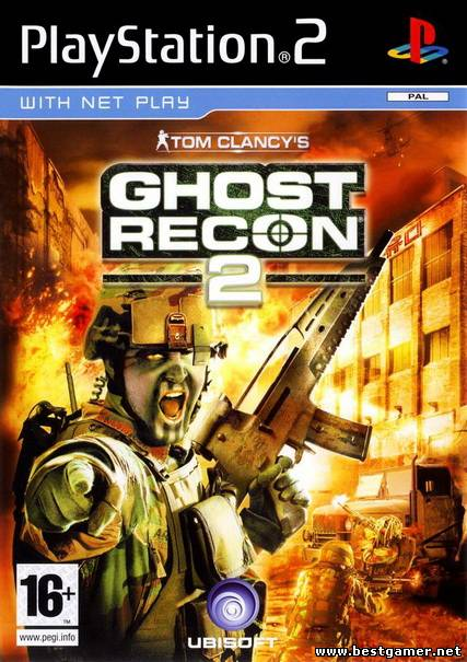 [PS2] Tom Clancy's Ghost Recon 2 [RUS/Multi5|PAL]