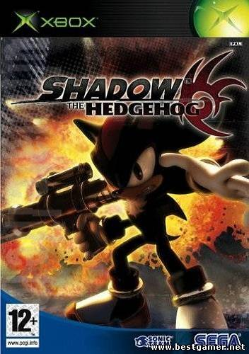 [Original Xbox] Shadow The Hedgehog [NTSC / ENG+RUS]
