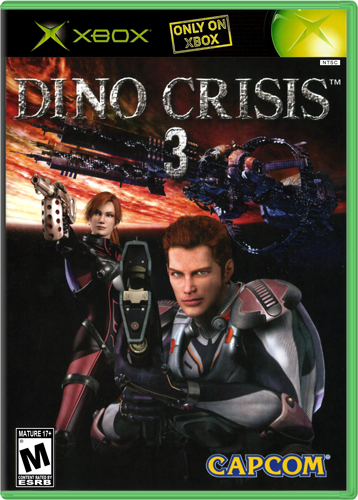 Dino Crisis 3 [JAP+ENG+RUS] RUSSOUND