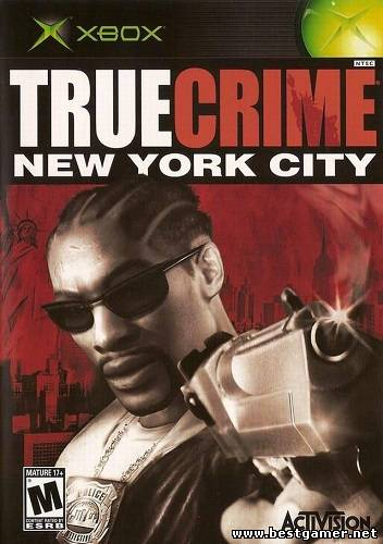 [Original Xbox] True Crime: New York City [NTSC / ENG+RUS]