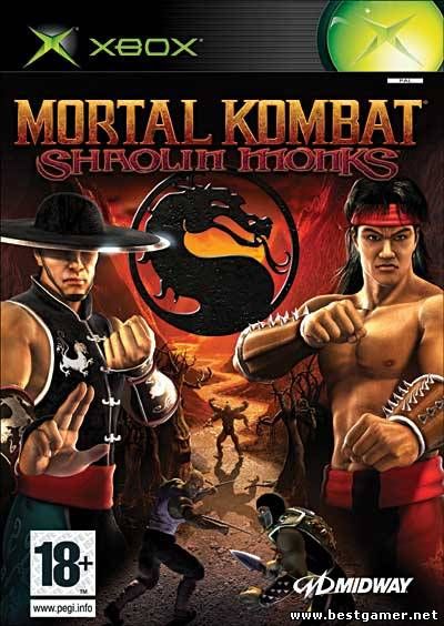 [XBOX] Mortal Kombat: Shaolin Monks [RUS/ENG/MIX]