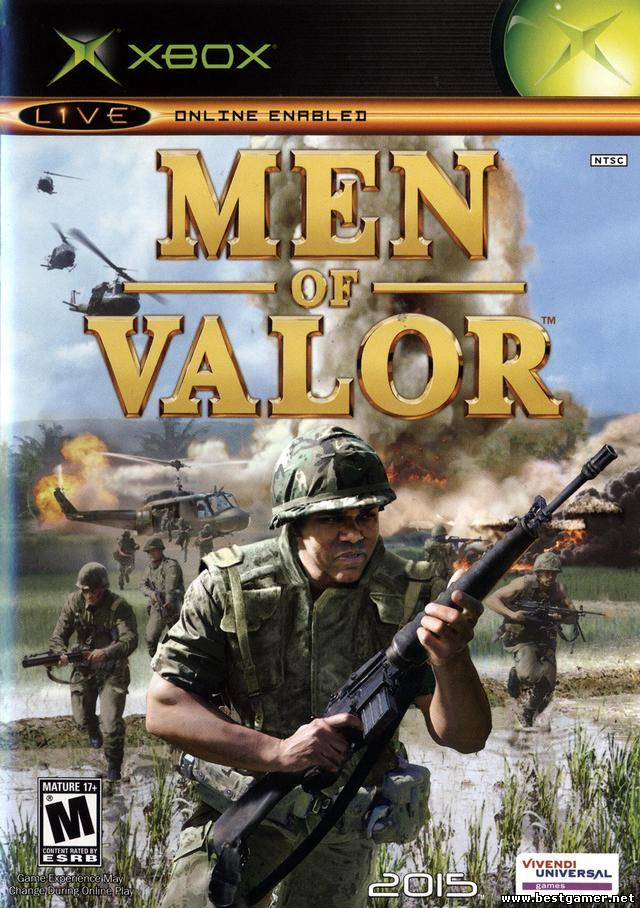 [X-BOX] Men of Valor [Region Free/RUS]
