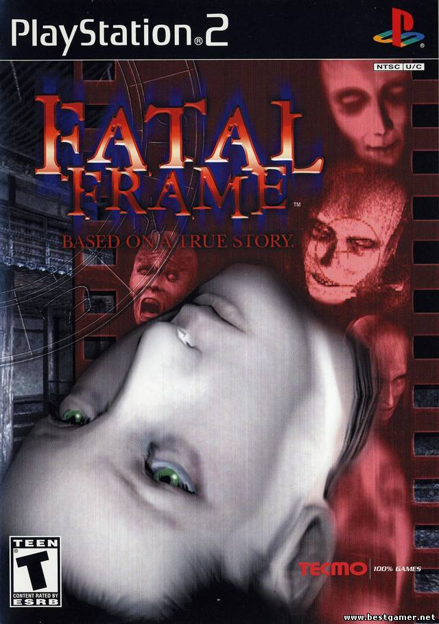 [PS2] Fatal Frame (Project Zero) [RUS/ENG|NTSC]