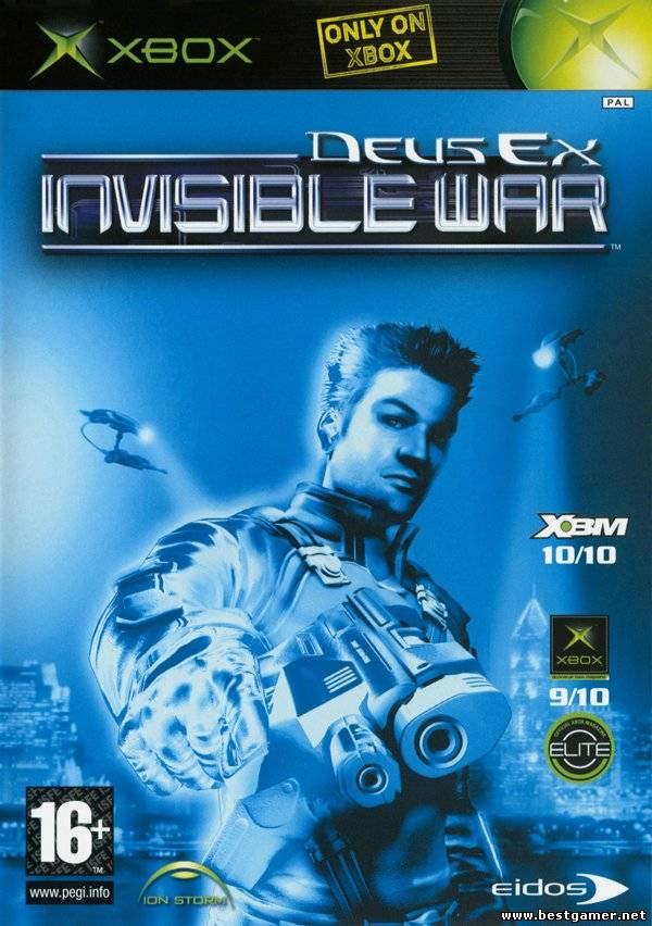 Deus Ex: Invisible War [PAL/RUS]