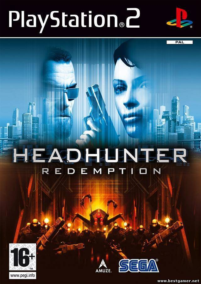 [PS2] Headhunter Redemption [RUS/ENG|PAL]