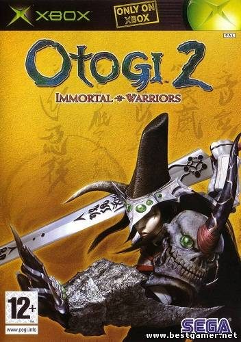 [Original Xbox] Otogi 2: Immortal Warriors [MIX / ENG+RUS]
