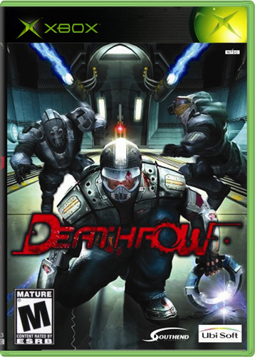 [XBOX] Deathrow [ENG/NTSC]