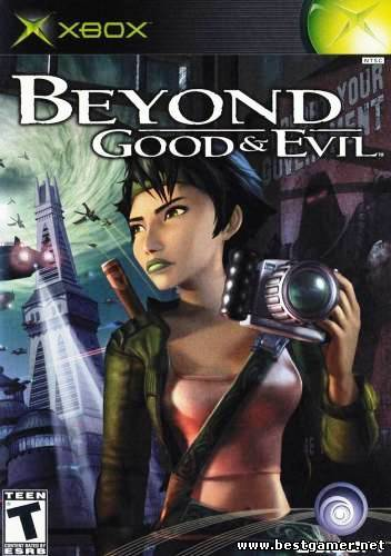 [XBOX] Beyond Good & Evil [RUS/NTSC]