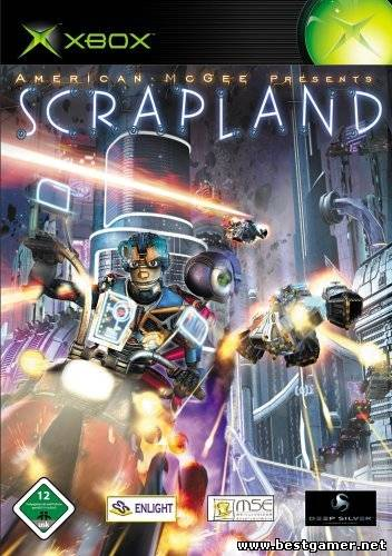 [XBOX] American McGee - Scrapland [ENG+RUS/MIX]