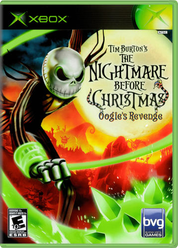 [XBOX] Tim Burton's The Nightmare Before Christmas: Oogie's Revenge [ENG/NTSC]