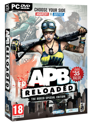 APB Reloaded RuOff (K2 Network / Innova Systems) [1.9.1] (RUS) [L]