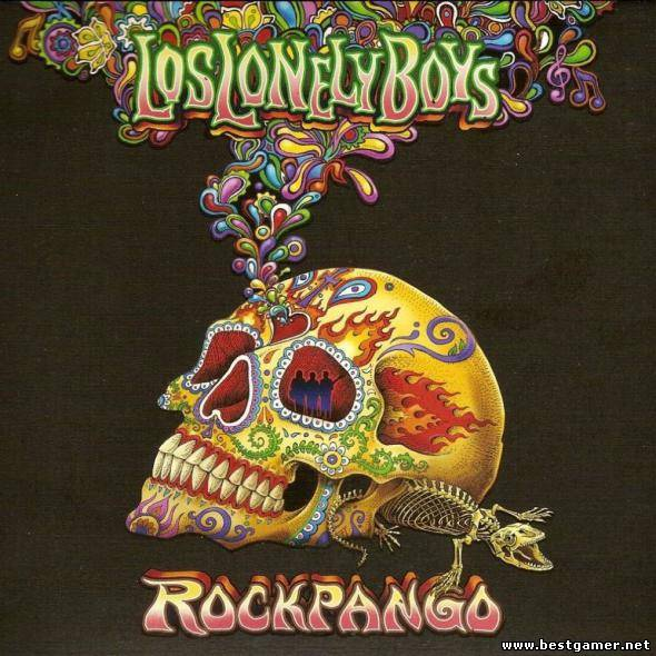 Los Lonely Boys - Rockpango [2011, MP3, 320 kbps]