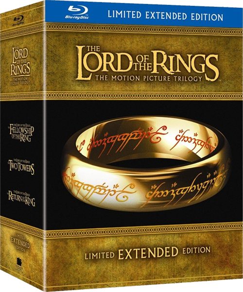 Властелин колец: Кинотрилогия / The Lord of the Rings: The Motion Picture Trilogy(BDRemux 1080p] [Extended Edition]