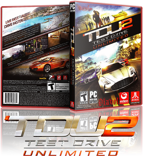 how to download test drive unlimited 2