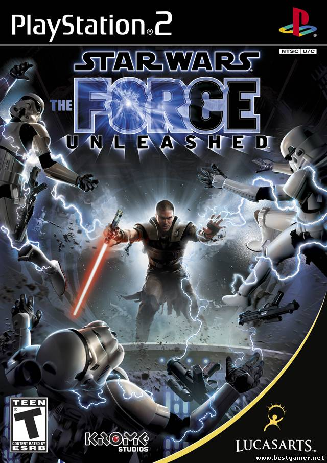 [PS2] Star Wars The Force Unleashed [RUS/ENG|PAL]