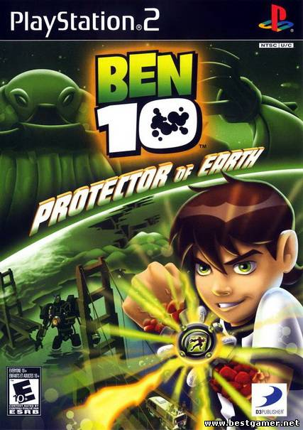 [PS2] Ben 10:Protector Of Earth [ENG|NTSC]