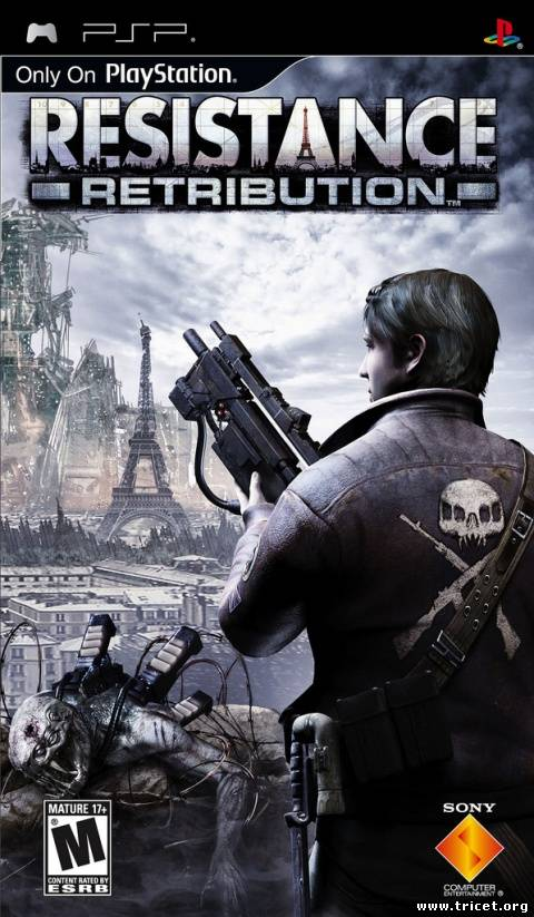 resistance retribution psp rus скачать торрент