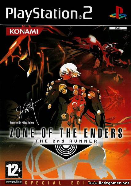 [PS2] Zone of the Enders: The 2nd Runner Special Edition [multi5|PAL]