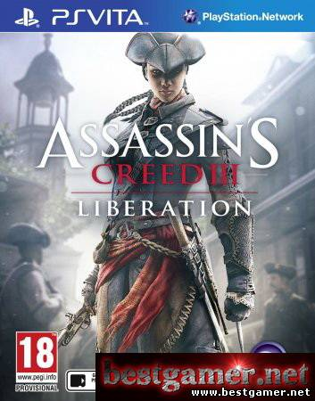 Скачать [PS Vita]Assassin's Creed III: Liberation - RUS