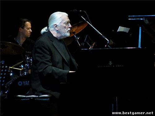 Jon Lord - Discography [1971-2010, MP3, 320 kbps]