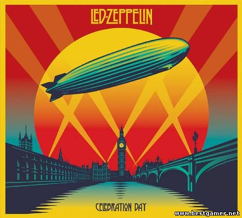 Led Zeppelin - Celebration Day (2 CD) [2012, MP3, 320 kbps]