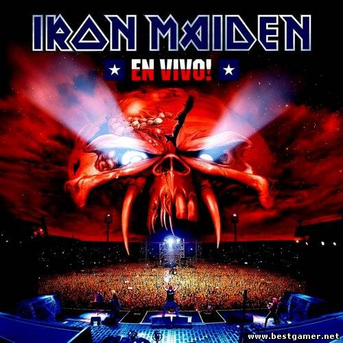 Iron Maiden - En Vivo! (2012) FLAC