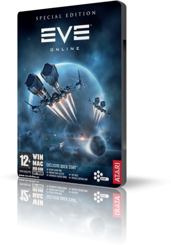 EVE Online: Retribution (CCP Games) (Multi/ENG) [L] (v.467201 от 09.01.2013)