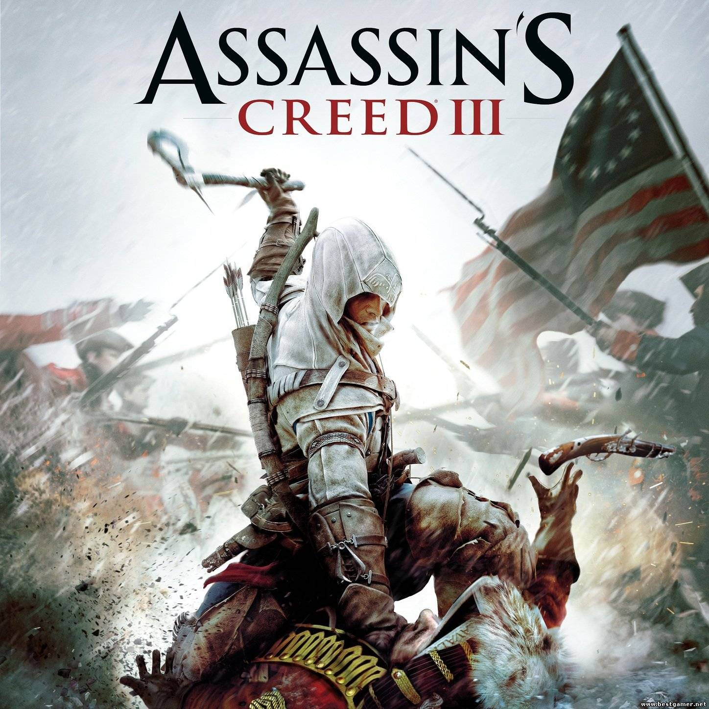 Сборка Assassin's Creed III Wallpaper Pack(960 х 720 до 3500 х 1874)JPG