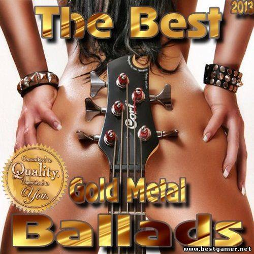 VA - The Best Gold Metal Ballads (2013) MP3 , 320 kbps