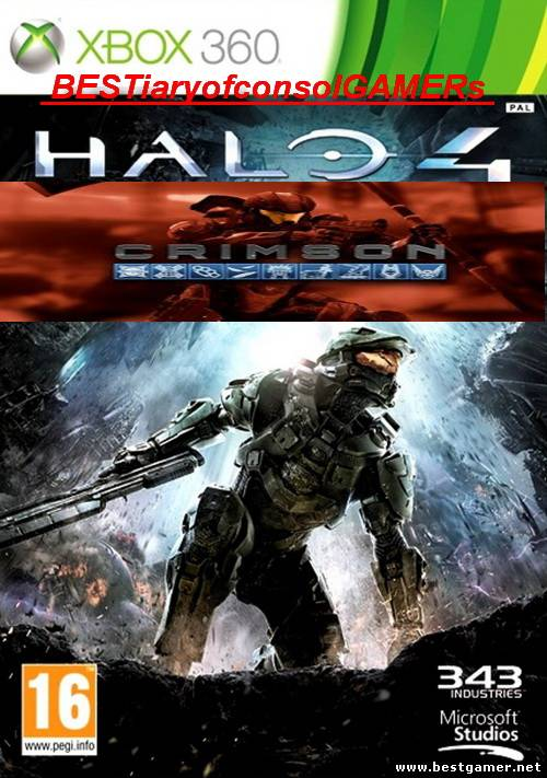 [JTAG/DLC]Halo 4 Crimson Map Pack  от BESTiaryofconsolGAMERs