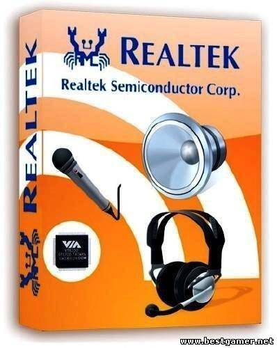 Realtek High Definition Audio Drivers 6.0.1.7950 WHQL