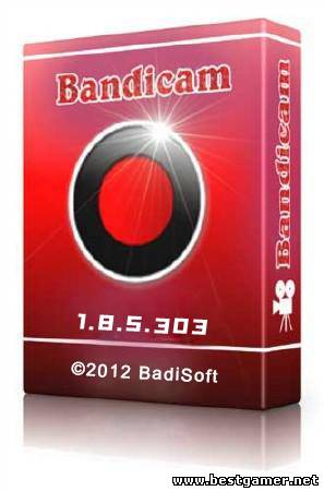 Bandicam 1.8.5.303 [MULTI+Русский]